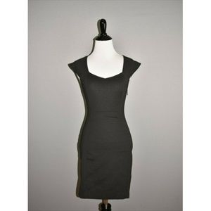 EXPRESS Tiered Bodycon Dress